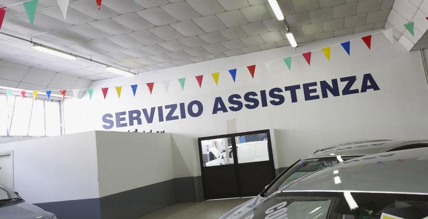 Peugeot - Servizio assistenza Daidola
