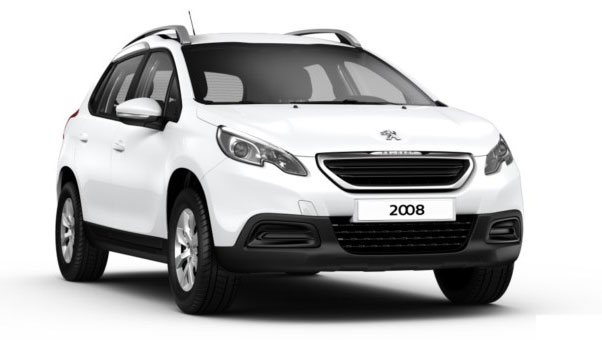 Peugeot 2008 The new Crossover