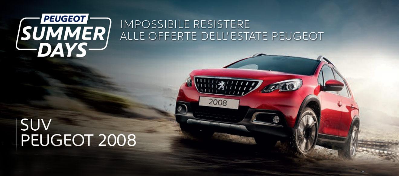 Peugeot 2008 Torino