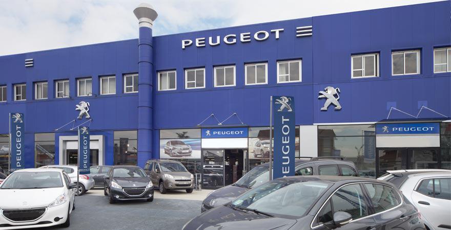 Concessionaria Peugeot Torino