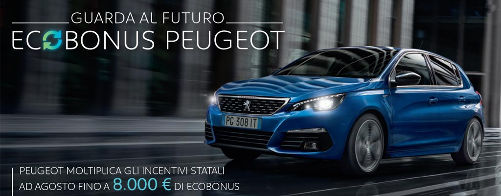 Peugeot 308 Torino