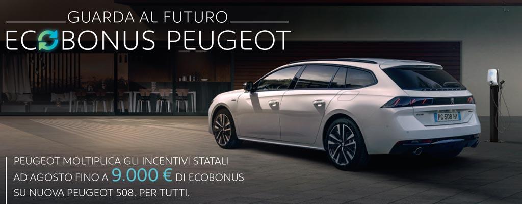 Peugeot 508 Torino