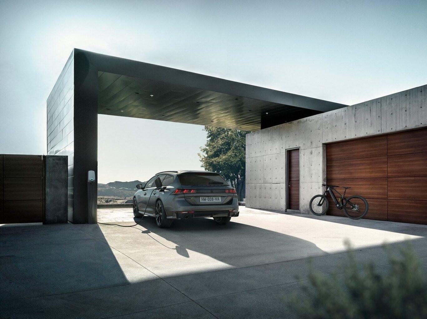 Peugeot 508 SW PSE Torino
