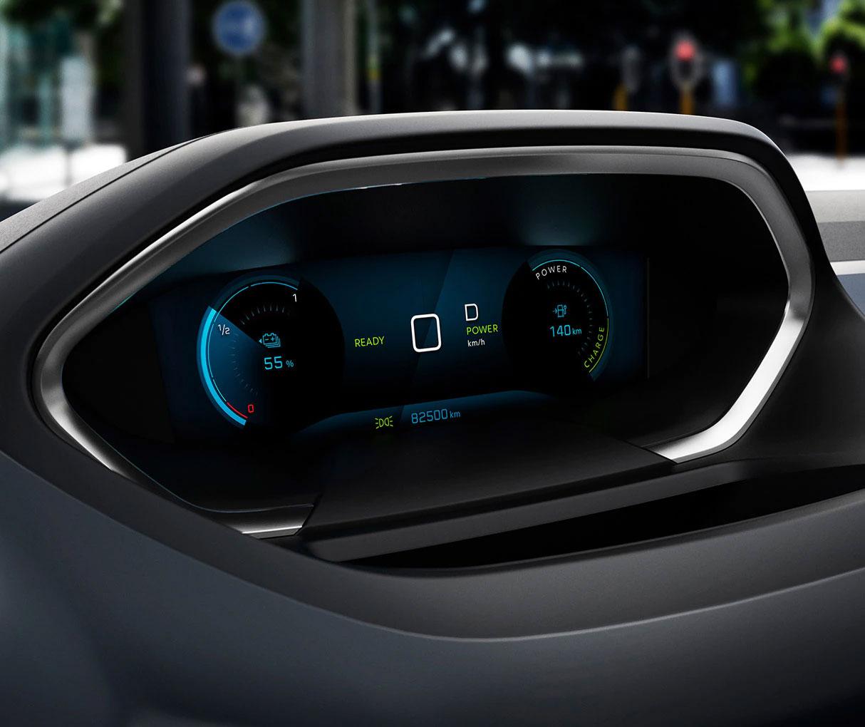 Peugeot e-Rifter Torino